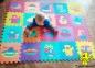 Дитячий килимок пазл Мозаїка Транспорт 2620, 1 рік+ 0