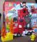 Конструктор Пожежна машина, світло та музика, 5150 15 деталей 0