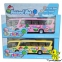 Автобус металевий інерційний, гумові колеса, рухомі двері 17,5см, арт.7103 0