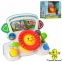 Дитячий автотренажер Steering Wheel, музичний, англійська мова 1