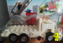 Конструктор Пожежна машина, світло та музика, 5150 15 деталей 1