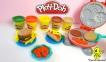 Набір пластиліну Play-Doh Kitchen Бургер Гриль, 5 кольорів 2