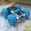 Машина трюкова на радіокеруванні Tornado перевертиш 360', надувні резинові колеса, арт.10083  0