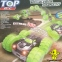 Машина трюкова на радіокеруванні Tornado перевертиш 360', надувні резинові колеса, арт.10083  2