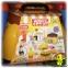Продукти HMburg Party на липучках в валізі, 23 предмета, арт.36778-116 0
