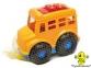 Автобус Бусик COLORPLAST лопатка, грабельки арт. 0084  0