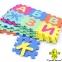 Дитячий килимок пазл Мозаїка Алфавіт 0379, 1 рік+ 0