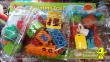 Конструктор Поїзд з кубиками Рахуй і грай, JDLT 5300 аналог LEGO DUPLO (53 дет.) 1