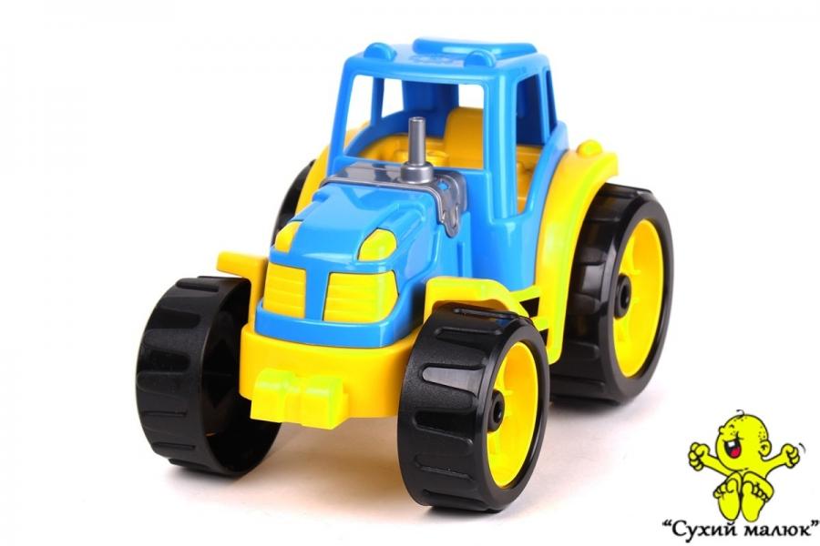 Трактор іграшковий ТехноК 25см. арт.3800