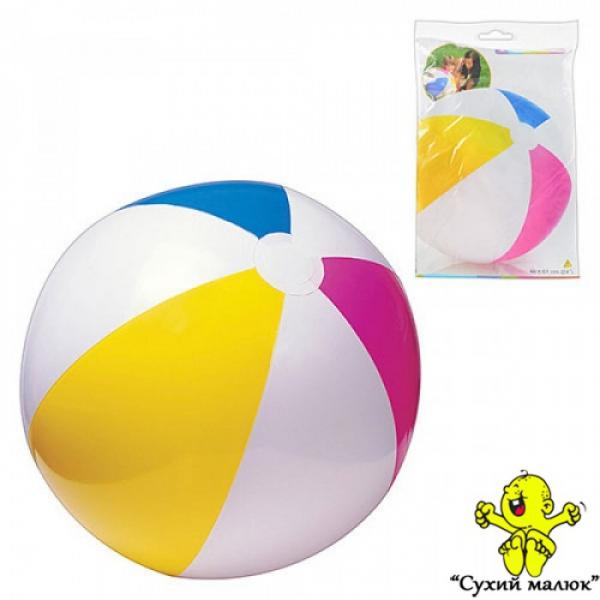 М'яч 59030 надувний, 61 см