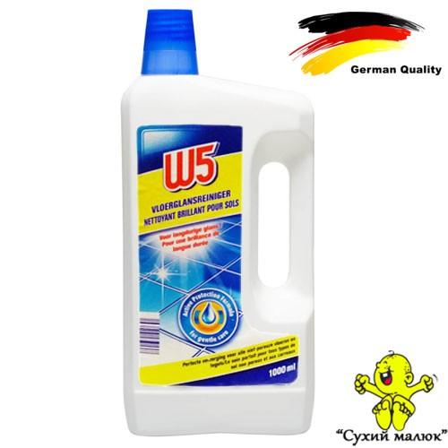 Засіб для миття підлоги W5 Floor Vloer glasreiniger  1000 ml