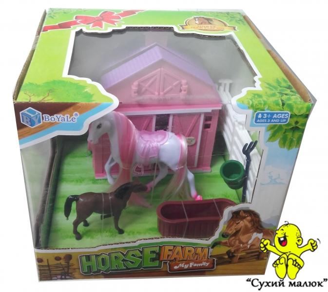Ігровий набір Ферма для коней  арт.3308