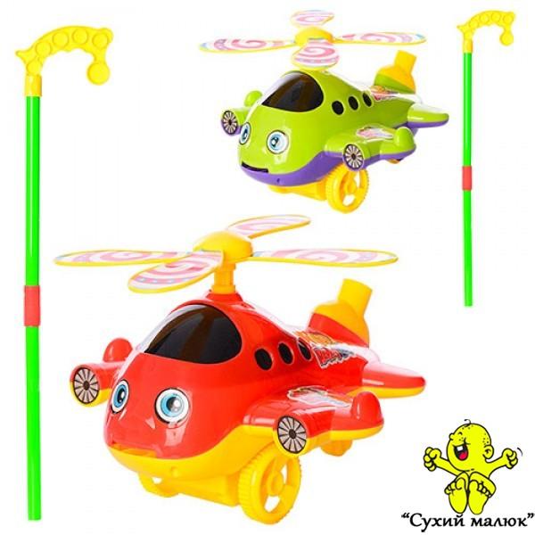 Каталка дитяча Гелікоптер вертоліт арт.9904