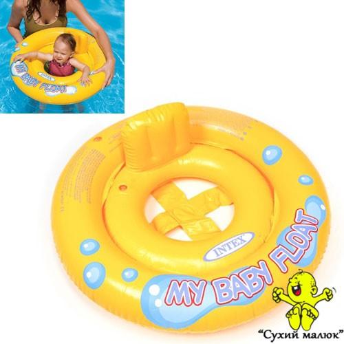 Плотик Intex для малюків 1-2роки 67см., арт.59574