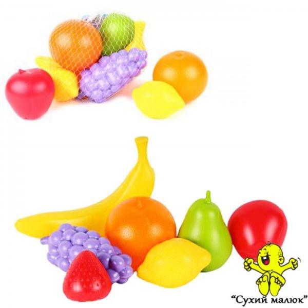 Набір фруктів іграшкових від ТехноК, арт.5309