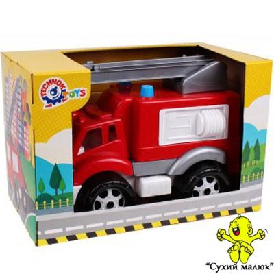 Пожежна машина ТехноК 37см, арт. 5392