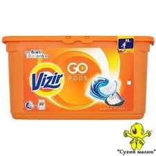 Капсули для прання Vizir Alpine Fresh (42 капс.)
