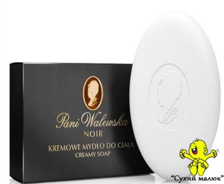 Мило парфумоване кремове Pani Walewska NOIR  Black(100г)
