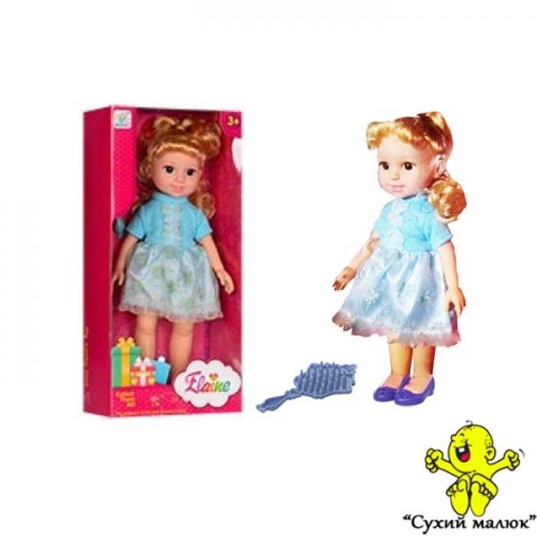 Лялька Jelena з гребінцем 32см, 89021-22