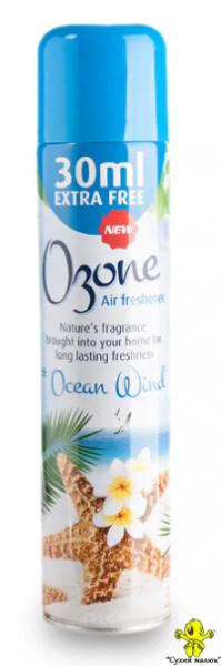 Освіжувач повітря Ozone Ocean Wind, 300мл.