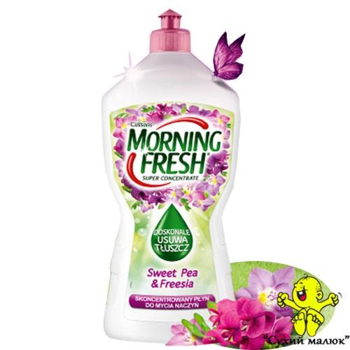 Засіб для миття посуду Morning Fresh Sweet pea and Freesia 900ml