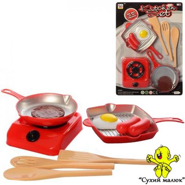 Набір ігрового посуду Kitchen Set, арт.808-2