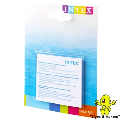 Ремкомплект INTEX 59631 латка 6шт. 50х50мм.