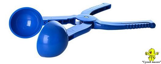 Сніжколіп синій ТехноК 0526, 34см