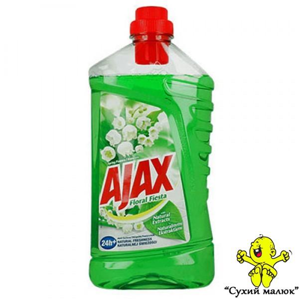 Універсальний миючий засіб Ajax Конвалія 1л