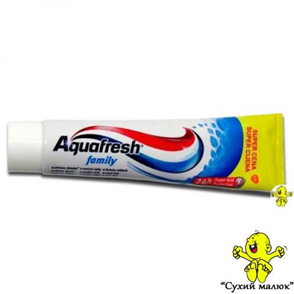 Зубна паста AquaFresh Family, 100ml