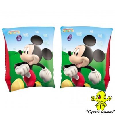 Нарукавники надувні Disney Bestway (3-6р) Mickey Mouse