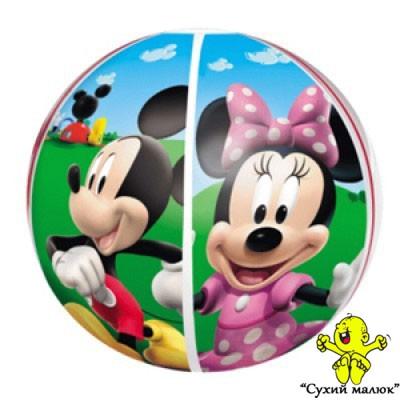М'яч надувний Disney Bestway (2+ р)