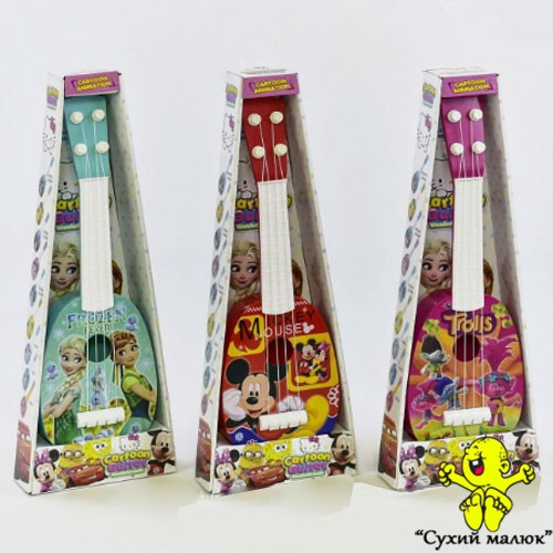 Гітара дитяча акустична Mickey Mouse 819-35-38-34