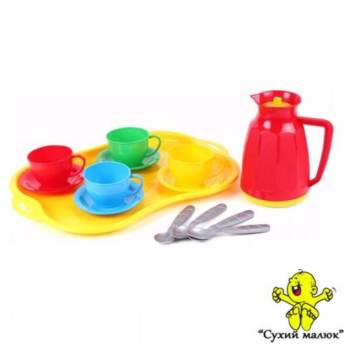 Іграшка посуд