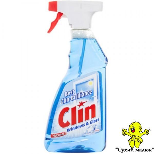 Засіб для миття скла Clin Crystal 500мл