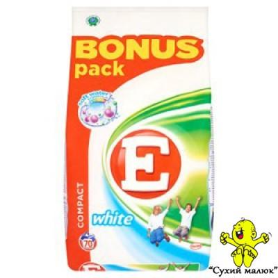 Порошок E White 5,25 кг (70 праннів) концентрат
