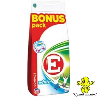Порошок E White 6 кг (80 праннів) концентрат