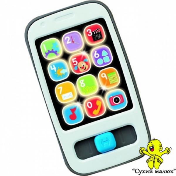 Дитячий смартфон Fisher Price 6-36 міс