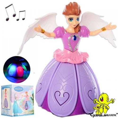 Лялька фея Frozen - танцюй та співай, Холодне серце арт.2288-2288A-F