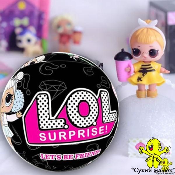 Лялька сюрприз L.O.L. Surprise Black, 7 серія lol