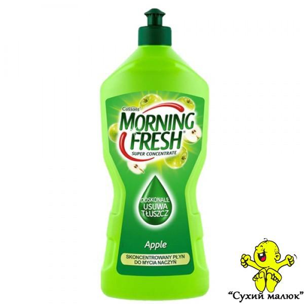 Засіб для миття посуду Morning Fresh яблуко 0,9л