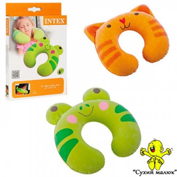 Подушка-підголовник Intex дитячий, 28-30-8 см