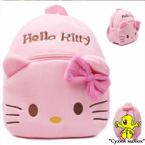 Рюкзак Hello Kitty (Киця) рожевий