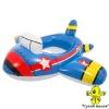 Плотик Intex дитячий надувний Літачок арт.59586