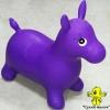Стрибунець Коник резиновий, фіолетовий 0737