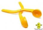 Сніжколіп жовтий ТехноК 0526, 34см