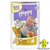 Підгузники Happy Maxi Plus 4+ 62шт. (9-20кг) BIG PACK