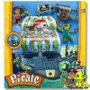Корабель Піратські пригоди-Битва за острів, звукові і світлові ефекти, 40см.